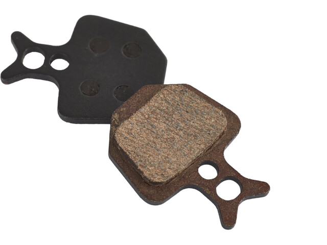 Red Cycling Products Formula Oro Disc Brake Pads Semi-Metallic